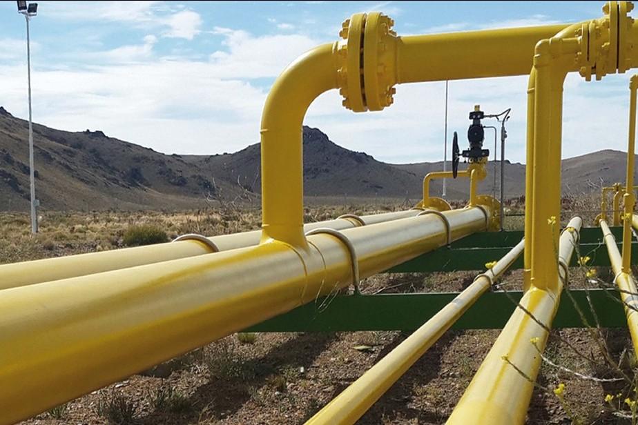 Resultado de imagen para gasoducto en region sur de rio negro