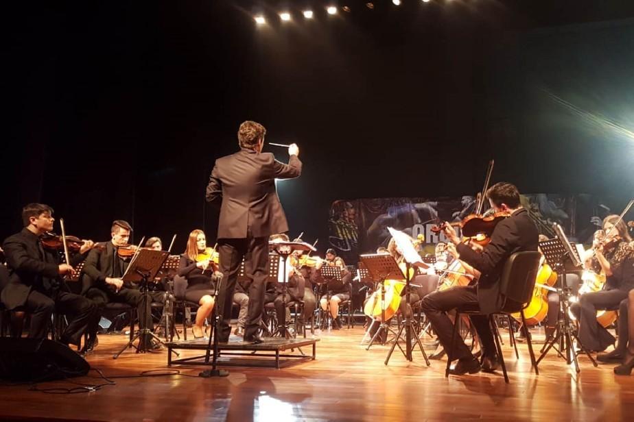 Resultado de imagen para Ángel Mahler dirigirá la Filarmónica en Bariloche